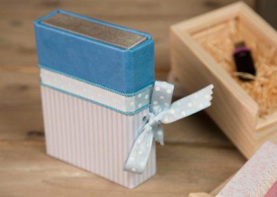 cajas pen-drive